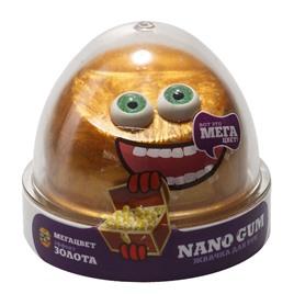 NanoGum Жвачка для рук NanoGum 'Инк'. Металлик