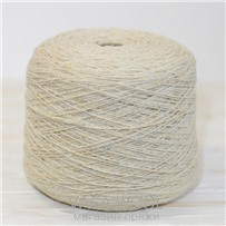 Пряжа Твид Soft Donegal Сливки 5207, 95м в 50 г. Knoll Yarns, Swilly