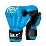 Перчатки для рукопашного боя HSIF RF3208, 8oz, к/з, синий