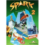 Spark 2 (Monstertrackers). Class Audio CDs (set of 4). Аудио CD (4 шт.)