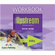 upstream proficiency  workbook audio cds. (set of 3). аудио cd к рабочей тетради