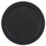 """Шайба для аэрохоккея """"Power Play"""" D62 мм, черная, интернет-магазин товаров для бильярда Play-billiard.ru"""