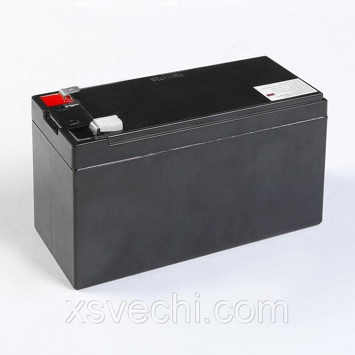 Аккумуляторная батарея Crown CBT-12-9.2, 12 В,  9.2 Ач