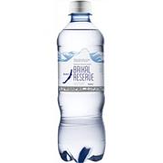 Упаковка минеральной газированной воды Baikal Reserve 0,5 в пластике - 12 шт.