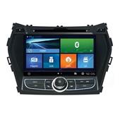 Штатное головное устройство MyDean 2209 для Hyundai Santa Fe  2013-