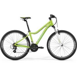Велосипед Merida Juliet 6.10V Green/Lite Green (2017) , интернет-магазин Sportcoast.ru