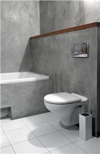 Ванная без плитки? Насколько хороша эта идея?