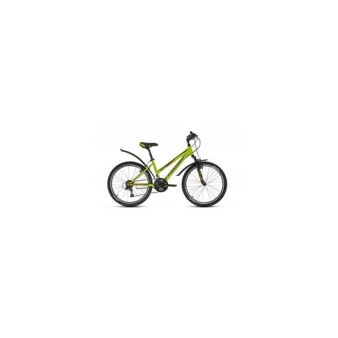 Велосипед Forward Titan 2.0 24 (2017) Low Зеленый, интернет-магазин Sportcoast.ru