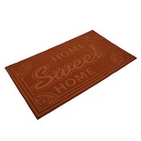 Коврик придверный Vortex Comfort Home Sweet Home 45х75 см 22378