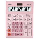 Калькулятор настольный Casio GR-12C-PK-W-EP 12 разрядов 250446