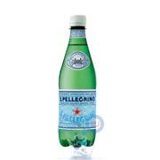SanPellegrino 0,5 в пластике упаковка минеральной воды с газом - 24 шт.