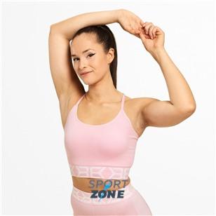 Спортивный топ Better Bodies Sugar Hill Bra, светло-розовый