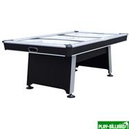 Weekend Аэрохоккей «ATOM» 7 ф (213,4 х 122 х 81,3 см, черный), интернет-магазин товаров для бильярда Play-billiard.ru. Фото 1