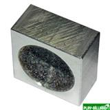 Weekend Махровка «Cue Cube-2» (серебристая), интернет-магазин товаров для бильярда Play-billiard.ru