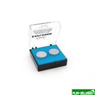 Cuetec Наклейка для кия «Cuetec Explorer, KL2» (М) 14 мм (2 шт), интернет-магазин товаров для бильярда Play-billiard.ru. Фото 2