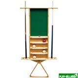 Киевница настенная универсальная (светлая, бук), интернет-магазин товаров для бильярда Play-billiard.ru