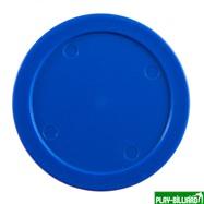Шайба для аэрохоккея (синяя) D62 mm, интернет-магазин товаров для бильярда Play-billiard.ru. Фото 4