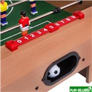 Weekend Настольный футбол (кикер) «Junior» (69х37х24 см, коричневый), интернет-магазин товаров для бильярда Play-billiard.ru. Фото 4