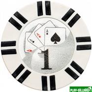 Набор для покера Royal Flush на 1000 фишек, интернет-магазин товаров для бильярда Play-billiard.ru. Фото 4