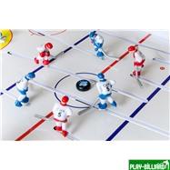 Настольный хоккей «Юниор» (96 x 51 x 16 см, цветной, электронное табло), интернет-магазин товаров для бильярда Play-billiard.ru. Фото 6