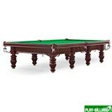 Weekend Бильярдный стол для русского бильярда «Dynamic Prince» 12 ф (махагон), интернет-магазин товаров для бильярда Play-billiard.ru