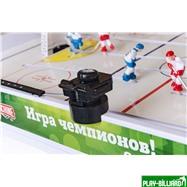 Настольный хоккей «Юниор» (96 x 51 x 16 см, цветной, электронное табло), интернет-магазин товаров для бильярда Play-billiard.ru. Фото 9