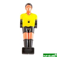 "Футболист ""Amsterdam"" (желтый), интернет-магазин товаров для бильярда Play-billiard.ru"