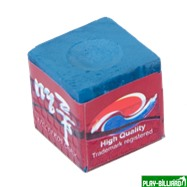 Ball Teck Мел «Ball teck PRO II» (2 шт, в серебристой металлической коробке) синий, интернет-магазин товаров для бильярда Play-billiard.ru. Фото 8