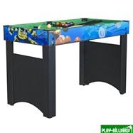 """Многофункциональный игровой стол 8 в 1 """"Super Set 8-in-1"""", интернет-магазин товаров для бильярда Play-billiard.ru. Фото 1"""