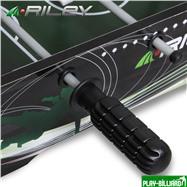 Riley Настольный футбол (кикер) «Riley» (46х30х10 см, черный), интернет-магазин товаров для бильярда Play-billiard.ru. Фото 3