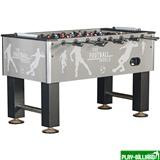 Weekend Настольный футбол (кикер) «Roma III» (140x76x87 см, серый), интернет-магазин товаров для бильярда Play-billiard.ru