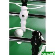 Weekend Настольный футбол (кикер) «Celtic» (140х81х89, серый), интернет-магазин товаров для бильярда Play-billiard.ru. Фото 6