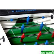 Всепогодный настольный футбол (кикер) «Storm F-3 family outdoor» (138x76x88, жетоноприемник), интернет-магазин товаров для бильярда Play-billiard.ru. Фото 3
