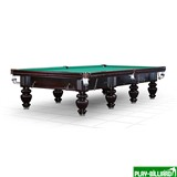 Weekend Бильярдный стол для снукера «Tower» 12 ф (махагон), интернет-магазин товаров для бильярда Play-billiard.ru