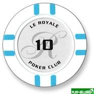 Набор для покера Le Royale на 500 фишек, интернет-магазин товаров для бильярда Play-billiard.ru. Фото 5