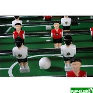 Настольный футбол (кикер) «Bavaria» (146 х 81 х 88 см, черный), интернет-магазин товаров для бильярда Play-billiard.ru. Фото 6