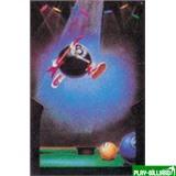"""Weekend Постер """"Flying Eight"""", интернет-магазин товаров для бильярда Play-billiard.ru"""