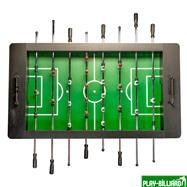 Weekend Настольный футбол (кикер) «Bavaria» (146 х 81 х 88 см, черный), интернет-магазин товаров для бильярда Play-billiard.ru. Фото 4