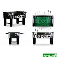 Weekend Настольный футбол (кикер) «Roma IV» (140x76x87 см, черный), интернет-магазин товаров для бильярда Play-billiard.ru. Фото 2