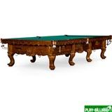 Бильярдный стол для русского бильярда «Gogard» 12 ф (орех пекан), интернет-магазин товаров для бильярда Play-billiard.ru