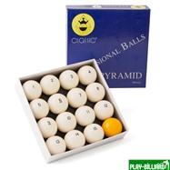 """Комплект шаров 68 мм """"Classic А-качество"""", интернет-магазин товаров для бильярда Play-billiard.ru. Фото 1"""