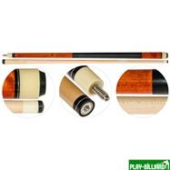 Classic Кий для  пула 2-pc «Beginner II» (коричневый), интернет-магазин товаров для бильярда Play-billiard.ru. Фото 1