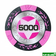 Набор для покера Black Stars на 500 фишек, интернет-магазин товаров для бильярда Play-billiard.ru. Фото 10