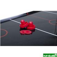 Weekend Аэрохоккей «High Speed» 5 ф (152,4 х 76,2 х 78,7 см, черный), интернет-магазин товаров для бильярда Play-billiard.ru. Фото 5