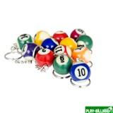 Weekend Брелок «1-15» (1 шт), интернет-магазин товаров для бильярда Play-billiard.ru