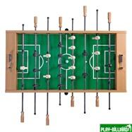 Weekend Настольный футбол (кикер) «Royal» (144x73x86 см, светлый), интернет-магазин товаров для бильярда Play-billiard.ru. Фото 4