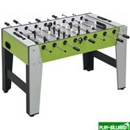 Weekend Настольный футбол (кикер) «Greenwood» (139x73x88 см, серо-зеленый), интернет-магазин товаров для бильярда Play-billiard.ru