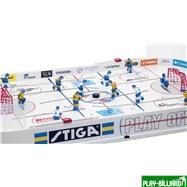 Настольный хоккей «Stiga Play Off» (95 x 49 x 16 см, цветной), интернет-магазин товаров для бильярда Play-billiard.ru. Фото 3