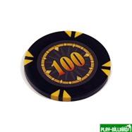 Набор для покера Compas на 500 фишек, интернет-магазин товаров для бильярда Play-billiard.ru. Фото 2