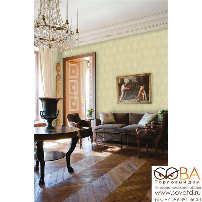 Обои Seabrook DA50701 Classic Elegance купить по лучшей цене в интернет магазине стильных обоев Сова ТД. Доставка по Москве, МО и всей России